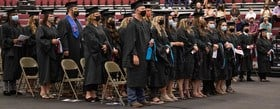 Chadron State awards 316 degrees at commencement