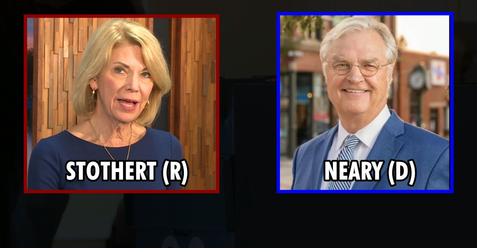 Stothert cruising to re-election