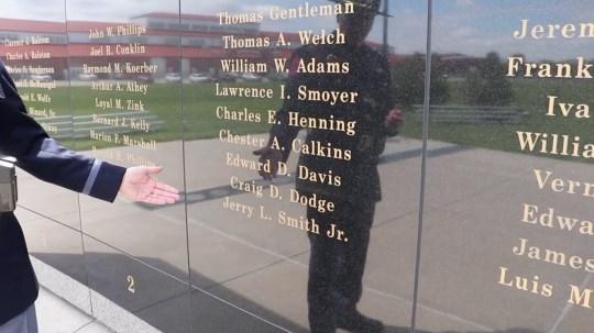 Nebraska adds two names to law enforcement memorial