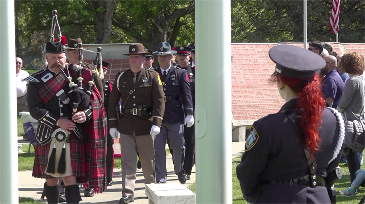 Ricketts, Gaylor Baird speak at ceremony recognizing fallen military, law enforcement