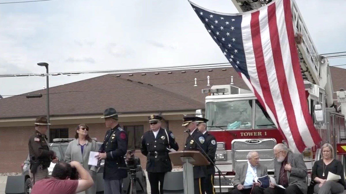 Scotts Bluff County honors fallen law enforcement officers