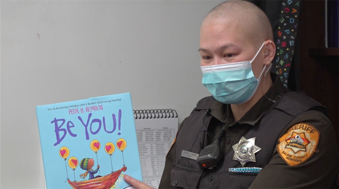 Saline County Deputy works through cancer treatments, sees major community support