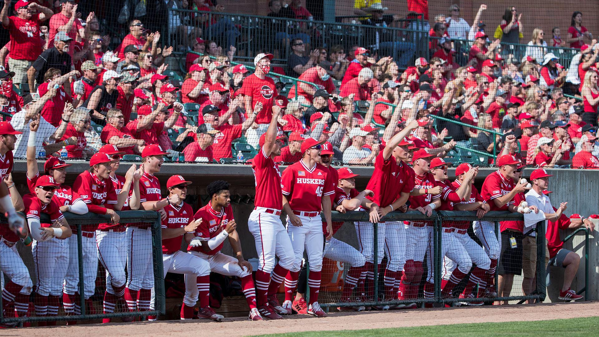 Huskers headed to Fayetteville for NCAA baseball regional