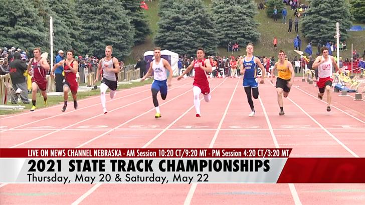 News Channel Nebraska to Televise 2021 State Track Championships