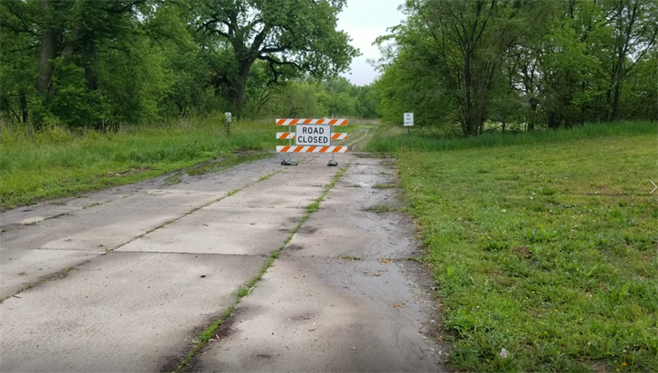 Following years of flooding, Veterans Memorial Drive in Beatrice, closing
