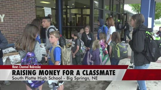 South Platte students raise funds for classmate battling health issues