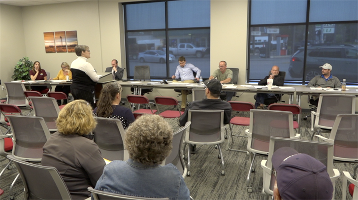 Kimball City Council fills vacant seat in special meeting