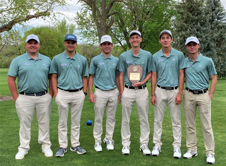 SCC Storm golfers in sixth, after round one of NJCAA Division Two Nationals
