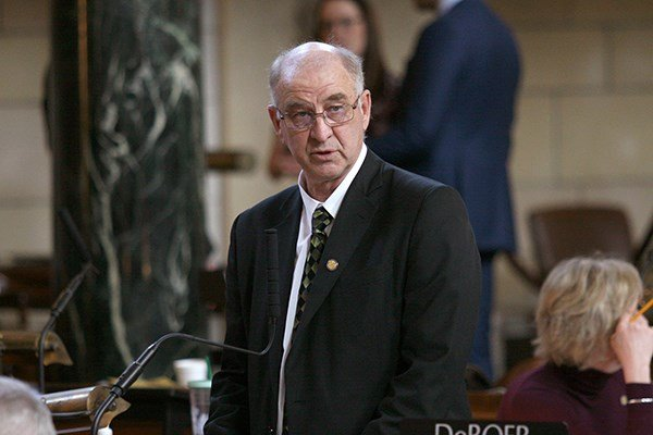 Nebraska Lawmakers pass state funding to help pay Gage County judgment