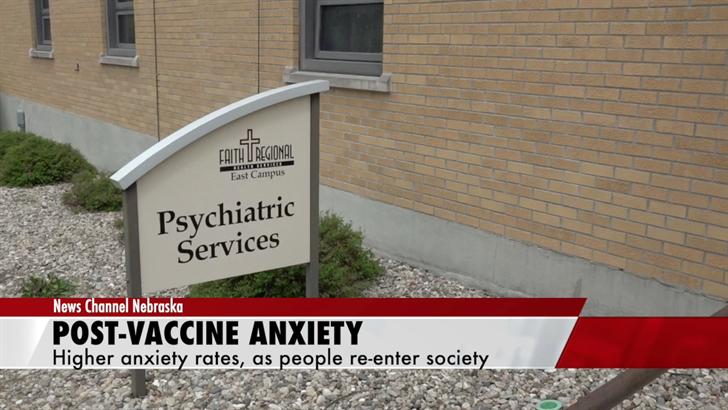 Pandemic impacting mental health as restrictions loosen