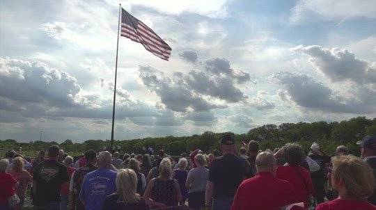 Veterans recognize Medal of Honor recipients at ceremony
