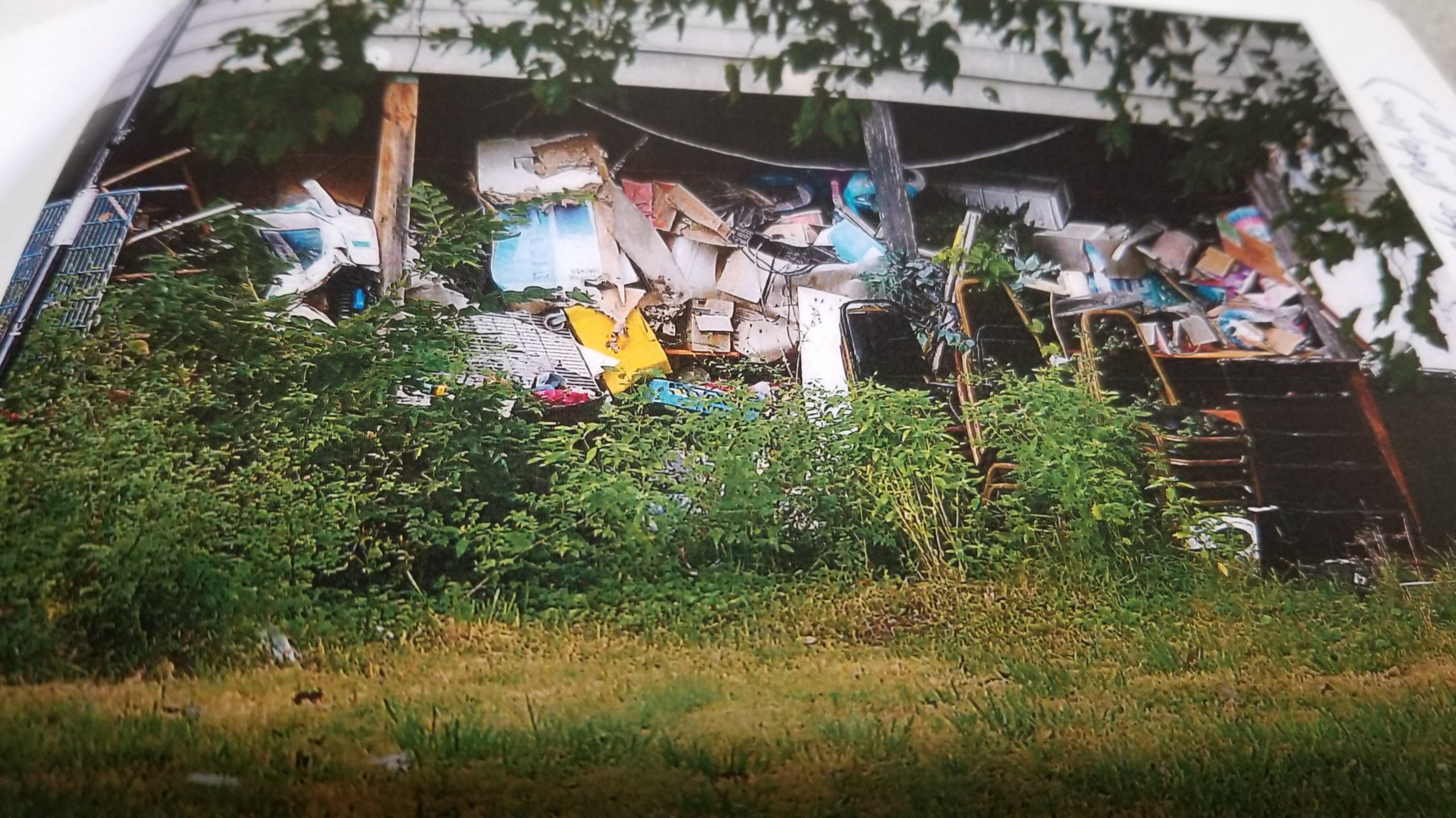 Every community has them…unsightly properties, junked vehicles