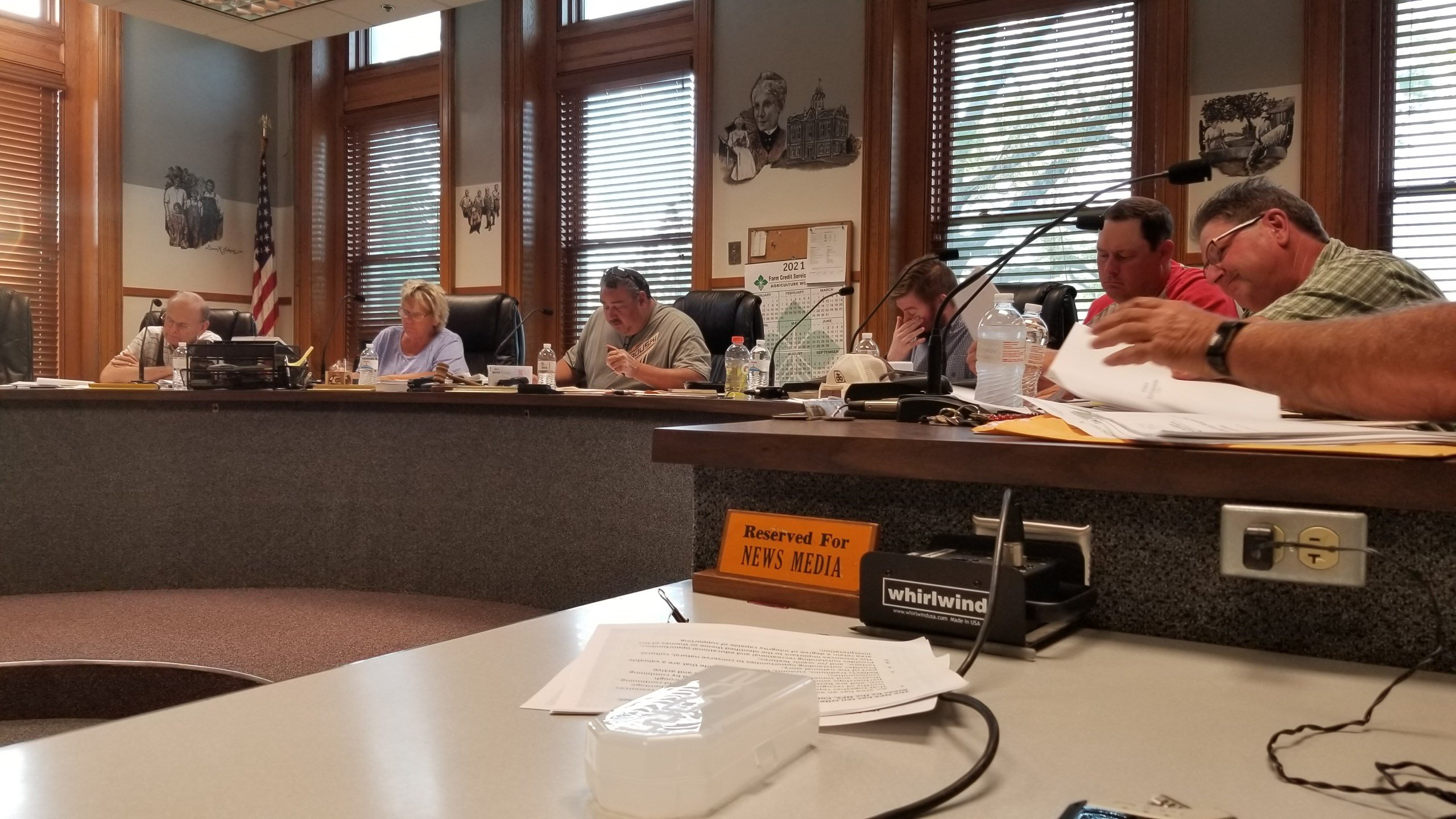 Gage County Planning Commission opposes National Heritage Area concept