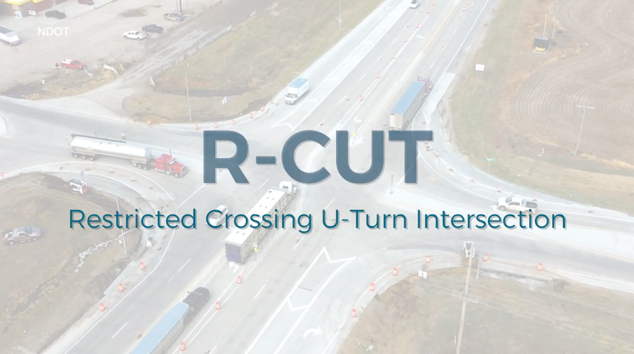 Locals adjust to R-CUT intersection