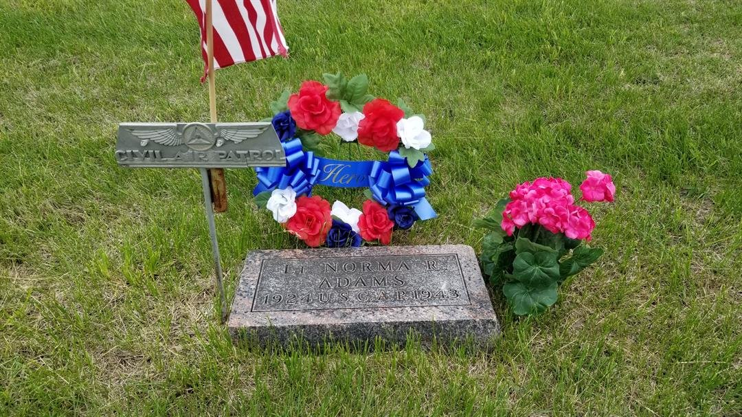 Congressional Gold Medal to family of young Civil Air Patrol pilot