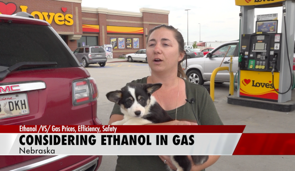 Why Ricketts is promoting ethanol in gas