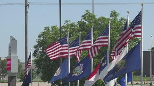 Honoring heroes in Nebraska
