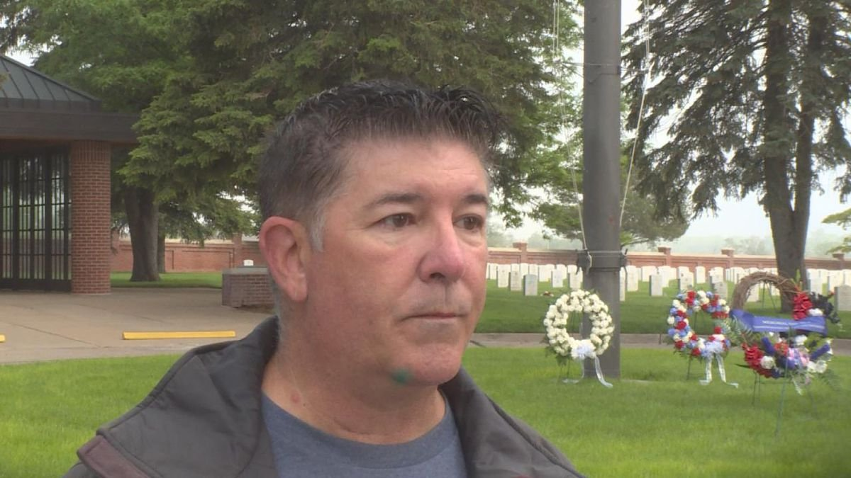 Veteran bothered by VA's decision for private Memorial Day ceremonies at national cemeteries