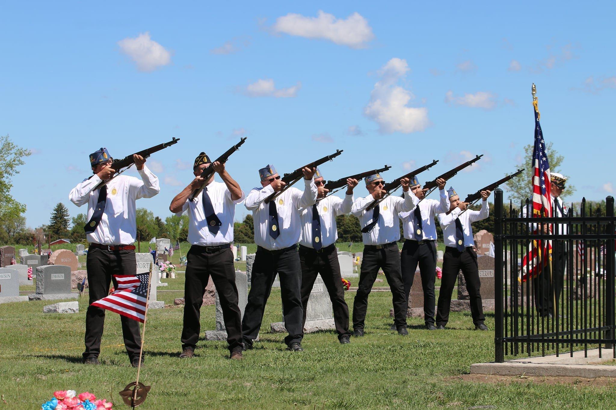 Photos: Dalton Memorial Day Services