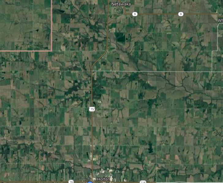 Pursuit of car ends in fatal northeast Kansas collision