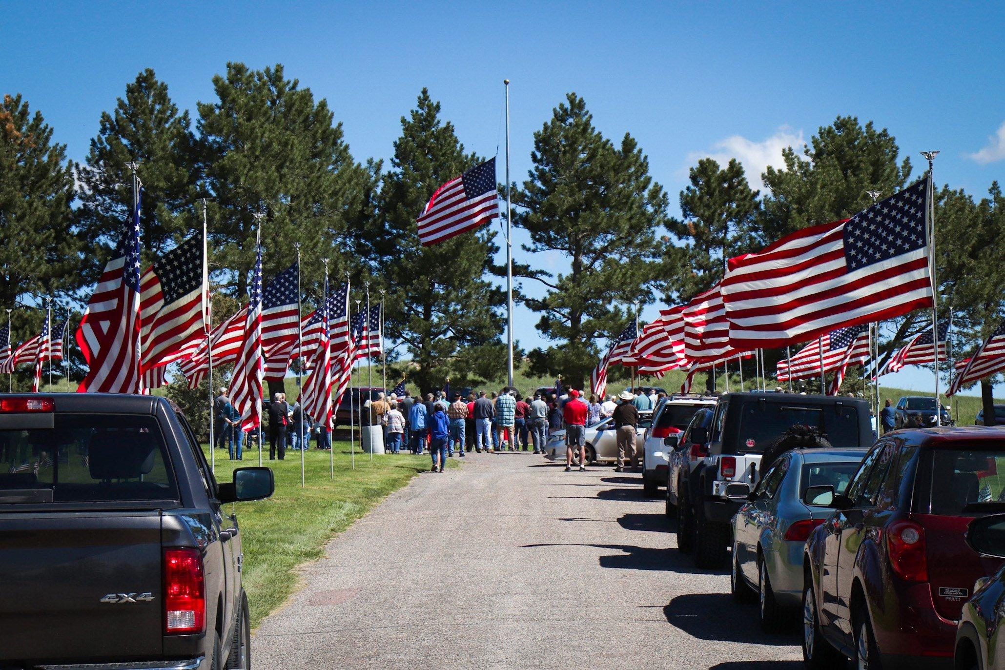 Photos: Sidney Memorial Day Service