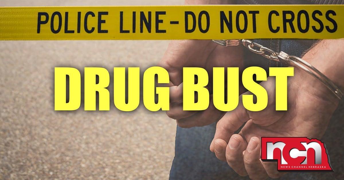 Search warrants lead to seven drug arrests in Fairbury