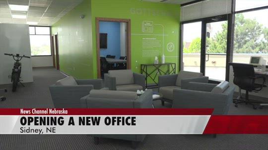 Nelnet's new Sidney office focuses on modern, hybrid work environment