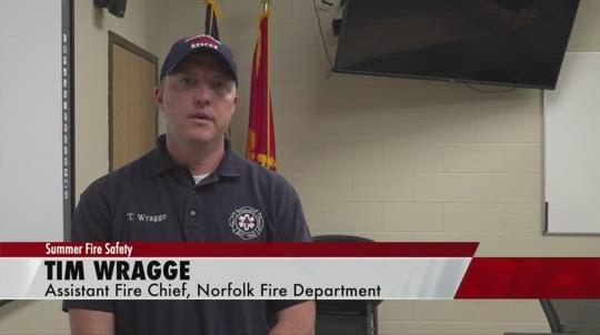 Fire officials provide life-saving tips