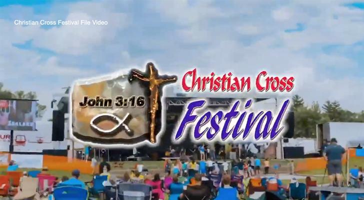 Organizers plan largest Christian Cross Festival yet