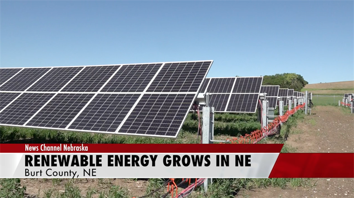 First of its kind solar farm to save people money