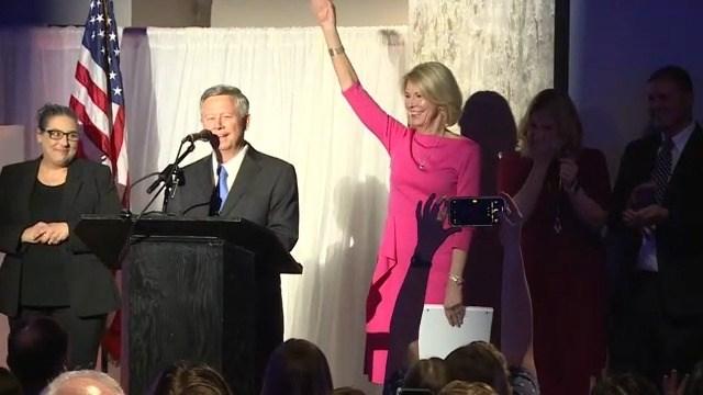 Heineman fuels talk of governor's run