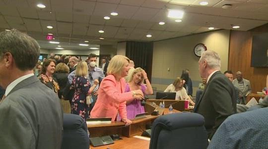 Stothert makes history, city council makes noise