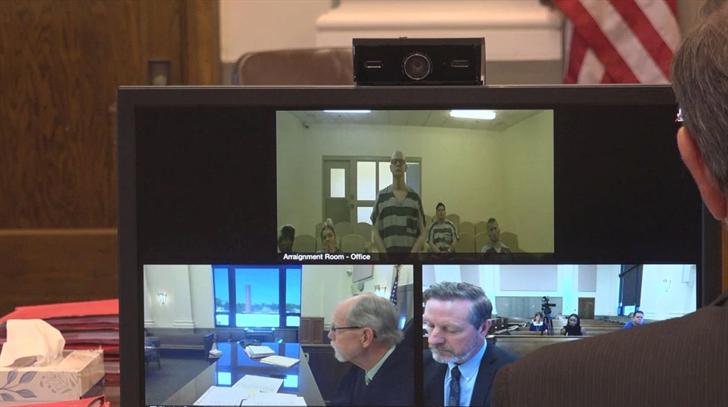 Man accused of killing Brett Allen Torres appears in court