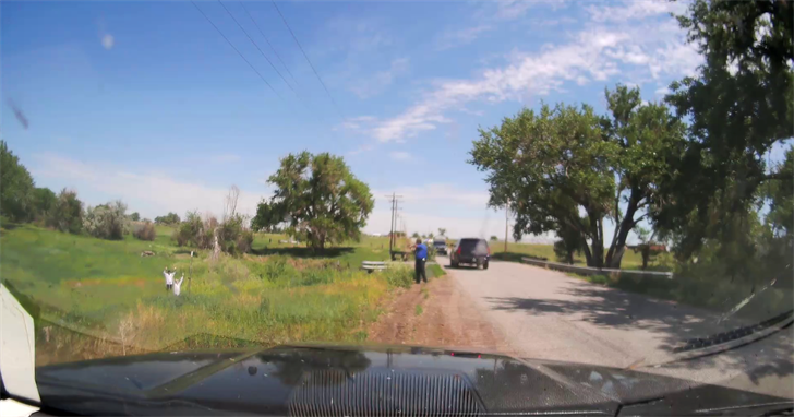 Nebraska teens arrested after pursuit in northeast Colorado
