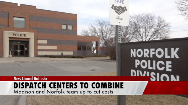 Madison, Norfolk law enforcement team up to cut costs