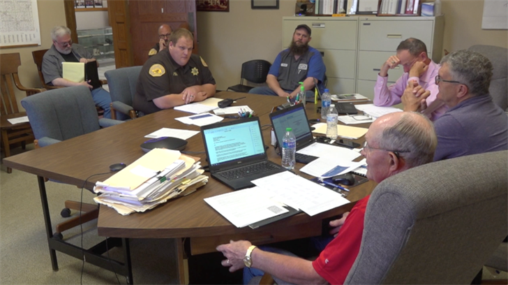 Fairbury and Jefferson County negotiate pay structure of police/sheriff agreement