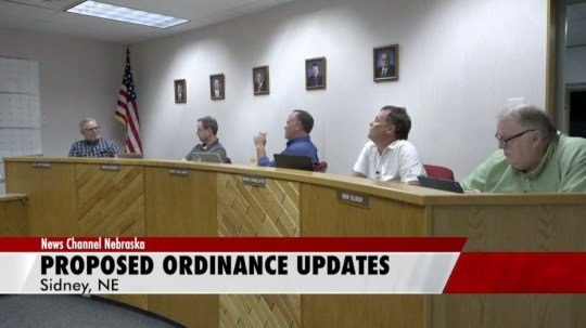 Sidney City Council discusses animal ordinance updates