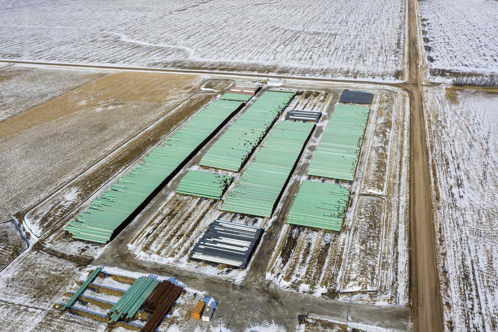 Pipeline foes ask Nebraska to revoke project land easements