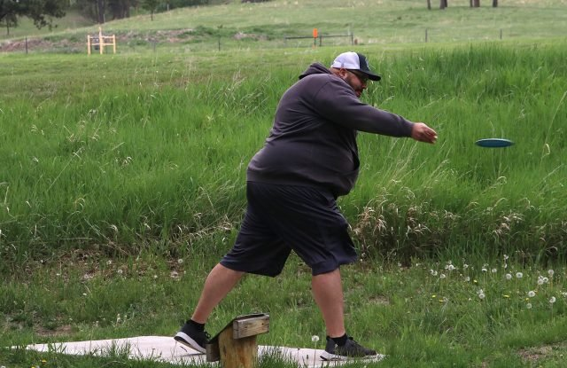 Disc golf in northwest Nebraska features one of state's top courses