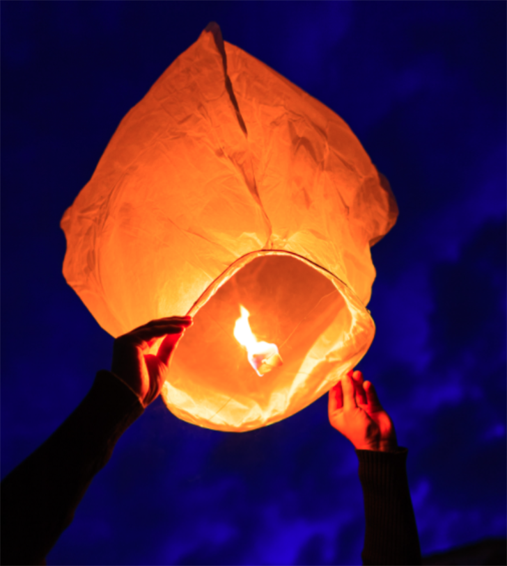 Beatrice officials may revisit sky lantern issue in fireworks ordinance