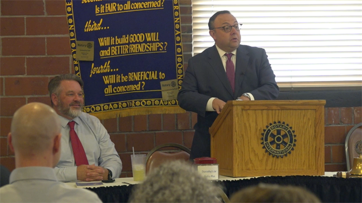 News Channel Nebraska CEO shares company's local strategy with Beatrice Rotary
