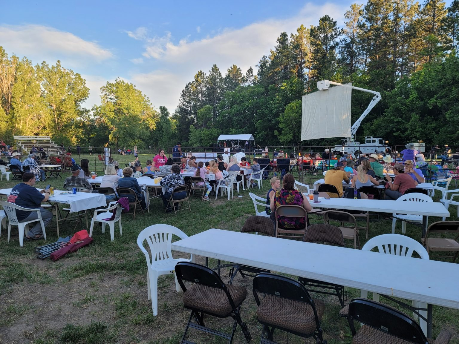 Chadron State Park event considered a success Friday