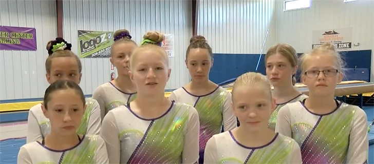 Scotts Bluff County gymnasts heading to nationals