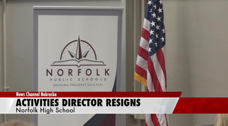 Norfolk activities director resigns, recovering from long-term COVID-19 effects