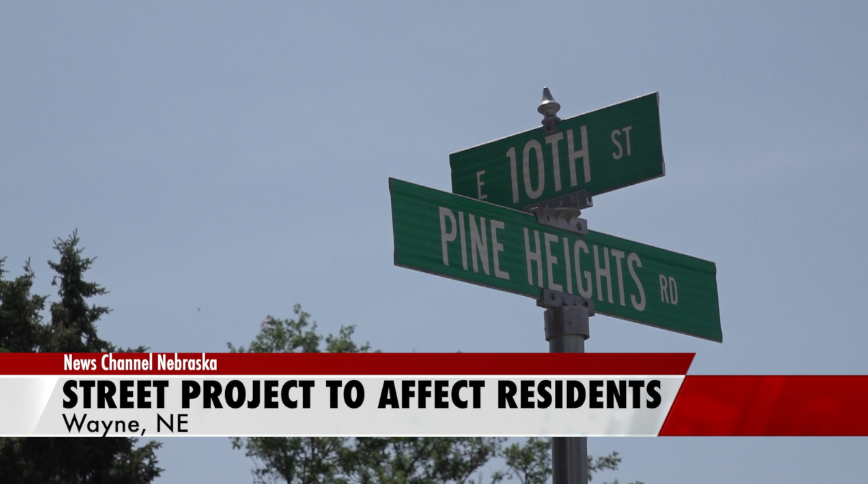 Wayne street project to affect driveway access