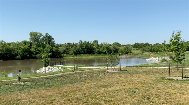 New-look Wilber Lake ready for Saturday fishing event