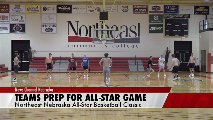 Basketball stars from across the region prep for All-Star matchup