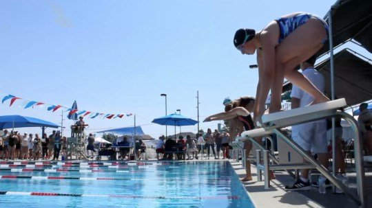 Sidney Swim Team remembers former member with memorial relay