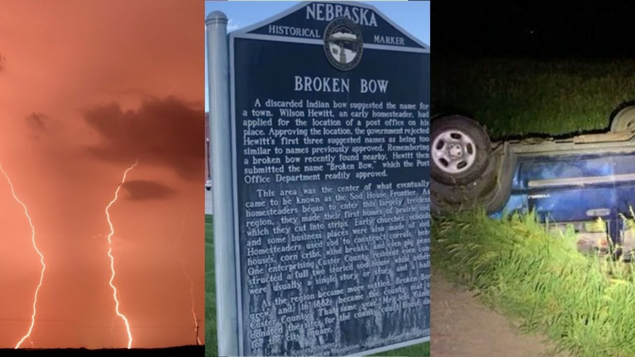 Juneteenth, lightning fires, and more: All of the biggest stories from across Nebraska