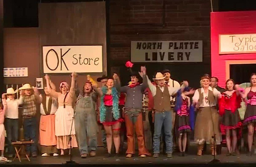 Frontier Revue captures the Old West in shootout and play